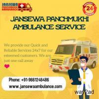 Intensive Care Ambulance Service in Kolkata, West Bengal by Jansewa