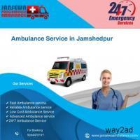 Quick Ambulance Service in Kalighat, Kolkata by Jansewa