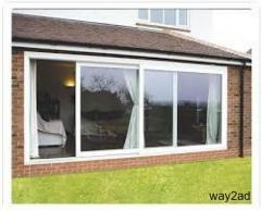 ANS UPVC Solution Provide of Rollers for Sliding uPVC Doors and Windows