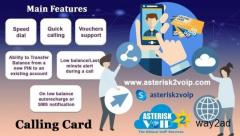 Voip Calling Card Service Provide by Asterisk2voip Technologies