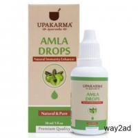 Buy Pure & Natural Amla Drops