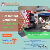 Lowest Cost Ambulance Service in Silchar, Assam by Panchmukhi