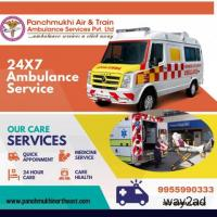 Searching For Ambulance Service in Gandhigram, Tripura by Panchmukhi
