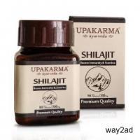 Buy Pure Ayurvedic Shilajit Capsules