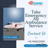 Most Secure Air Ambulance Service in Mumbai with Hi-tech ICU