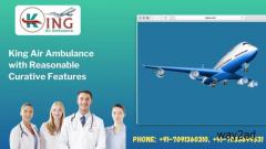 King Air Ambulance Service in Jaipur for Instant Patient Shifting