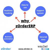 ERP software solution for business automation.