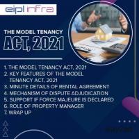 The Model Tenancy Act, 2021
