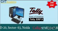 Tally Course in Noida-GVT Academy