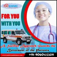 Medivic Ambulance Service in Sitamarhi, Bihar Provide Urgent Shifting