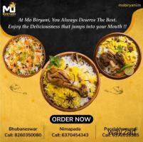 Best biryani restaurant in Bhubaneswar- MO BIRYANI