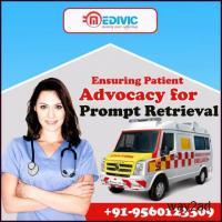 Efficient Ambulance Service in Kona Expressway, Kolkata by Medivic