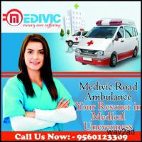Medivic Ambulance Service in Patna- At Your Door Step