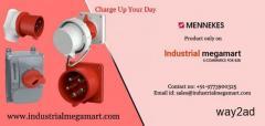 Mennekes electrical plugs sockets solution 9773900325