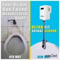 Urinal Sensor for Washroom Hygiene