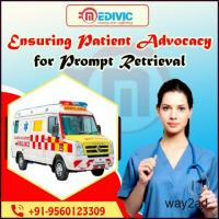 In Difficult Times Choose Medivic Ambulance Service in Patna, Bihar