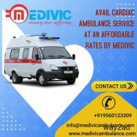 Get Road Ambulance Service in Bokaro, Jharkhand by Medivic
