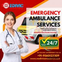 Well Maintained Ambulance Service in Jamshedpur, Jharkhand by Medivic