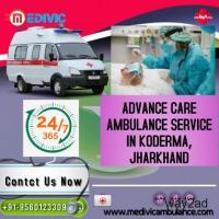 Cost Effective Ambulance Service in Koderma, Jharkhand: Medivic Ambulance