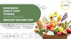 Grocery Mobile App Development Like Instacart   DxMinds