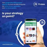 No.1 Android App Development Company - iTrobes