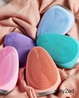 FACIAL CLEANSING BRUSH | CLEANS FACE 10X BETTER THAN HANDS