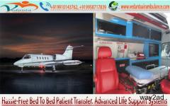 Vedanta Air Ambulance Services in Indore – Best and Low Cost Air Ambulance Service in Indore