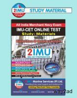 IMUCET Books | IMUCET Study Material | 2imu® Books