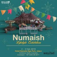Numaish Lifestyle Exhibition at Jaipur - BookMyStall