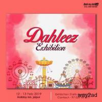 Dahleez Wedding and Lifestyle Exhibition at Jaipur - BookMyStall