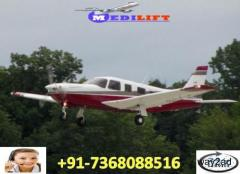 Hire Emergency Air Ambulance in Bangalore with Medical Facility