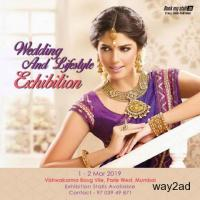 Wedding And Lifestyle Exhibition at Mumbai - BookMyStall