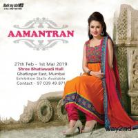 AAMANTRAN Holi Special Lifestyle Exhibition at Mumbai - BookMyStall