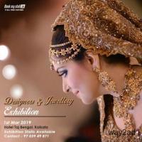 Designers & Jewellery Exhibition at Kolkata - BookMyStall
